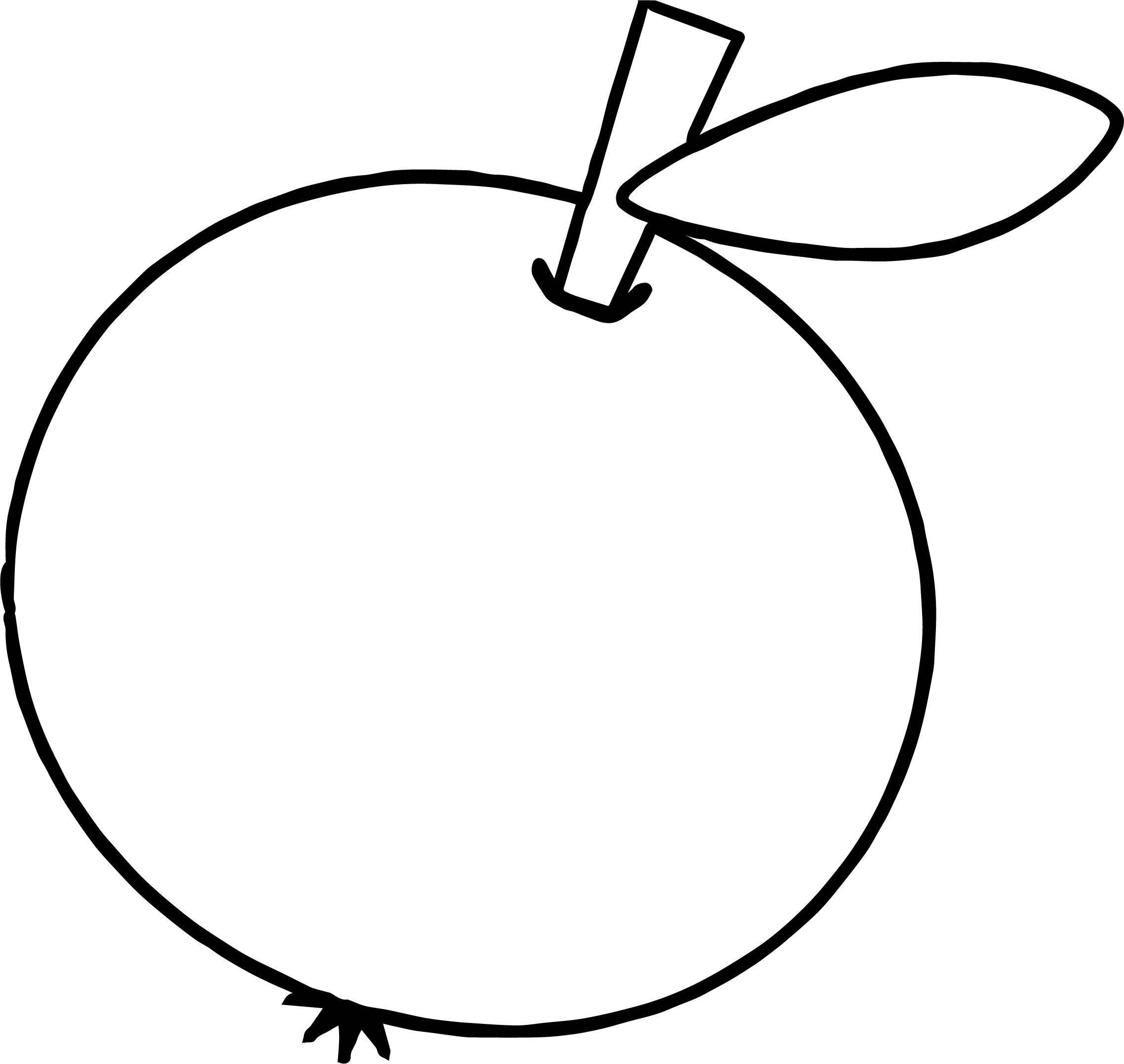 Apple Coloring Page WeColoringPage 115