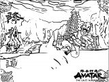 Avatar Aang Avatar The Last Airbender Avatar Aang Coloring Page 2141452