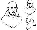 Avatar Aang D Bust Peeeetah Dhjijy Avatar Aang Coloring Page