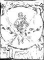 Avatar Aang HD Wallpaper Avatar Aang Coloring Page