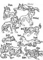 Balto S Grandkids Dog Side Wolf Coloring Page