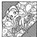 Betty Boop We Coloring Page 129