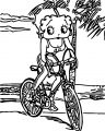 Betty Boop We Coloring Page 130