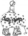 Betty Boop We Coloring Page 140