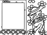 Betty Boop We Coloring Page 142