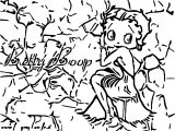 Betty Boop We Coloring Page 164