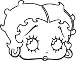 Betty Boop We Coloring Page 202