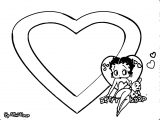 Betty Boop We Coloring Page 251