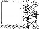 Betty Boop We Coloring Page 252