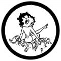 Betty Boop We Coloring Page 271