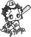 Betty Boop We Coloring Page 274