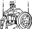 Captain America This Coloring Page