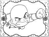 Chibi Aang Wallpaper Onoron Avatar Aang Coloring Page