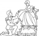 Cinderella And Prince Charming Coloring Pages 26