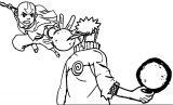 Daabab Avatar Aang Coloring Page