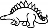 Dinosaur Wecoloringpage Coloring Page 079