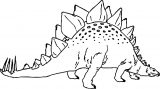 Dinosaur Wecoloringpage Coloring Page 096
