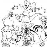 Disney Cartoon Wallpaper Classic Disney Coloring Page