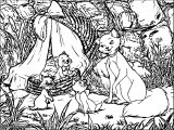 Disney The Aristocats Coloring Page 053
