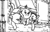 Disney The Aristocats Coloring Page 054