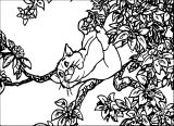 Disney The Aristocats Coloring Page 065