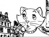 Disney The Aristocats Coloring Page 086