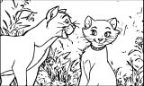 Disney The Aristocats Coloring Page 106