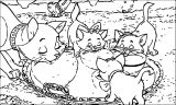 Disney The Aristocats Coloring Page 159