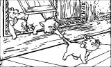 Disney The Aristocats Coloring Page 161