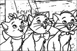 Disney The Aristocats Coloring Page 163