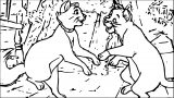Disney The Aristocats Coloring Page 171