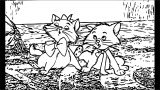 Disney The Aristocats Coloring Page 190