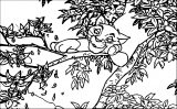 Disney The Aristocats Coloring Page 202