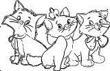 Disney The Aristocats Coloring Page 203