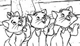 Disney The Aristocats Coloring Page 204