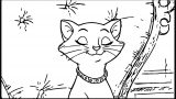Disney The Aristocats Coloring Page 209