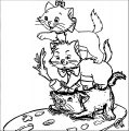 Disney The Aristocats Coloring Page 216