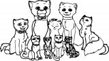 Disney The Aristocats Coloring Page 217