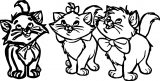 Disney The Aristocats Coloring Page 218