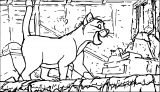 Disney The Aristocats Coloring Page 231