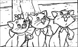 Disney The Aristocats Coloring Page 239
