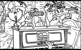 Disney The Aristocats Coloring Page 246