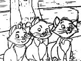 Disney The Aristocats Coloring Page 251
