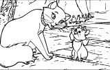 Disney The Aristocats Coloring Page 255