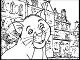 Disney The Aristocats Coloring Page 269