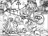 Disney The Aristocats Coloring Page 276