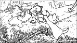Disney The Aristocats Coloring Page 288