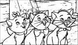 Disney The Aristocats Coloring Page 289