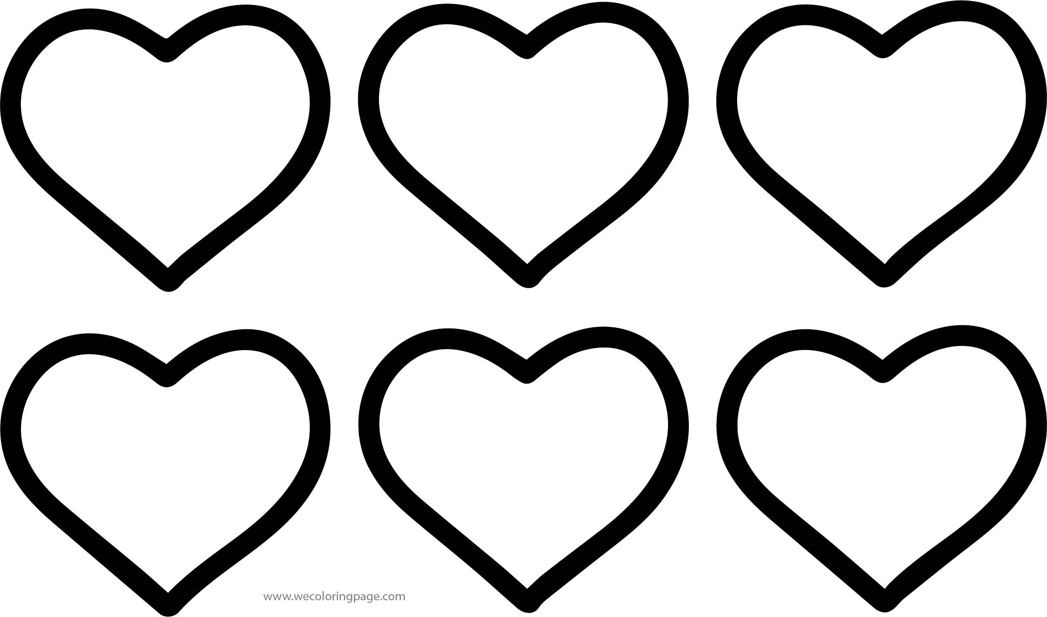 Draw Hearts For Baby Drawings And Coloring Book Coloring Page