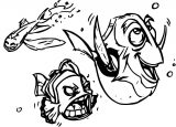 Finding Nemo Aang Feaf Coloring PageSketch Avatar Aang Coloring Page
